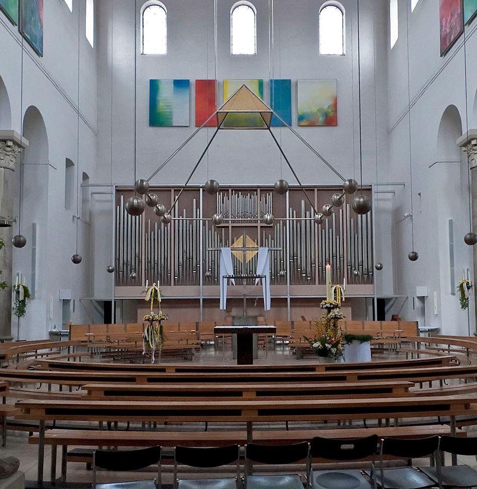 St. Binifaz innen